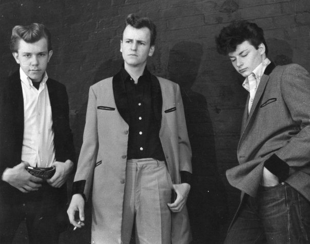 ORIGINAL HIPSTERS: THE STYLISH TEDDY BOYS OF THE 1950'S!